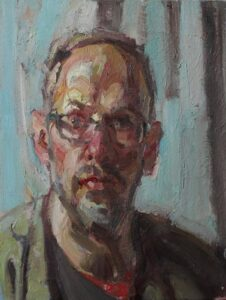 Portrait Painting Masterclass with Andrew James RP