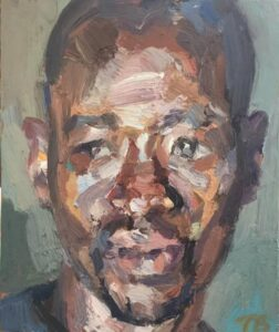 Portrait Painting Masterclass with Tim Benson VPROI