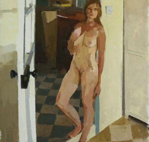 nude-in-a-doorway