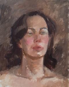 Portrait Painting Masterclass with Ilaria Rosselli del Turco