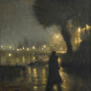 Painting Dynamically in Acrylics with Anne Magill