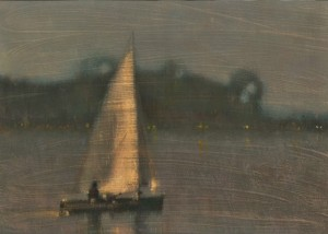 Painting Dynamically with Anne Magill