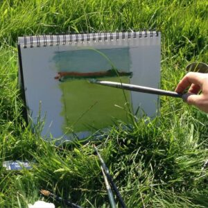 Landscape Painting Masterclass with Louise Balaam NEAC
