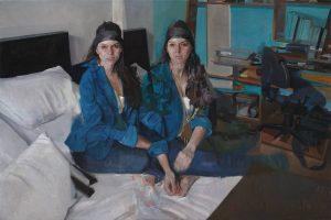 Painting People with Nicolas Uribe
