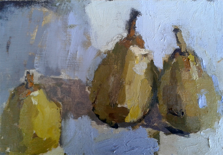 Introduction To Oil Painting Weekly Course