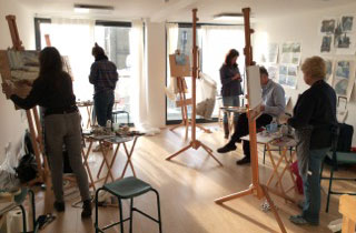London Art Studio Hire
