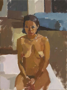 Portrait Painting with Alex Fowler NEAC