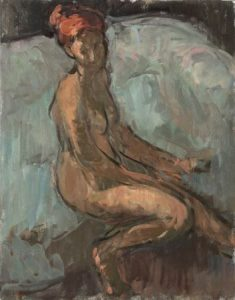 Painting The Nude Masterclass with Martin Yeoman