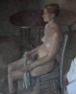 Figure Painting with Roni Taharlev