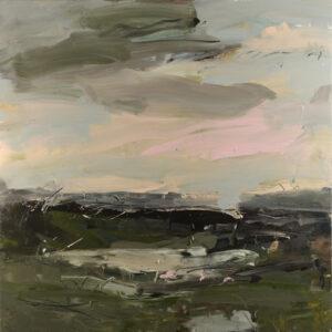 1351 Mudflats, pink sky copy