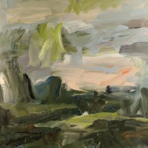 1357 100 by 110 Nightingale woods, quiet evening copy