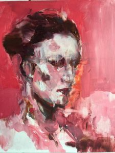 Portrait Painting Masterclass with Edwige Fouvry