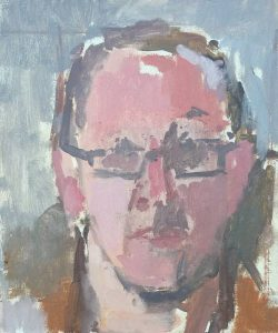Portrait Painting with Michael Weller