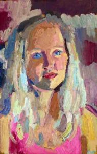 Oil Painting with Camilla Cannon